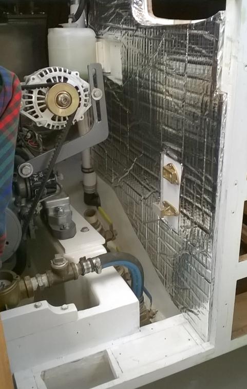 installed