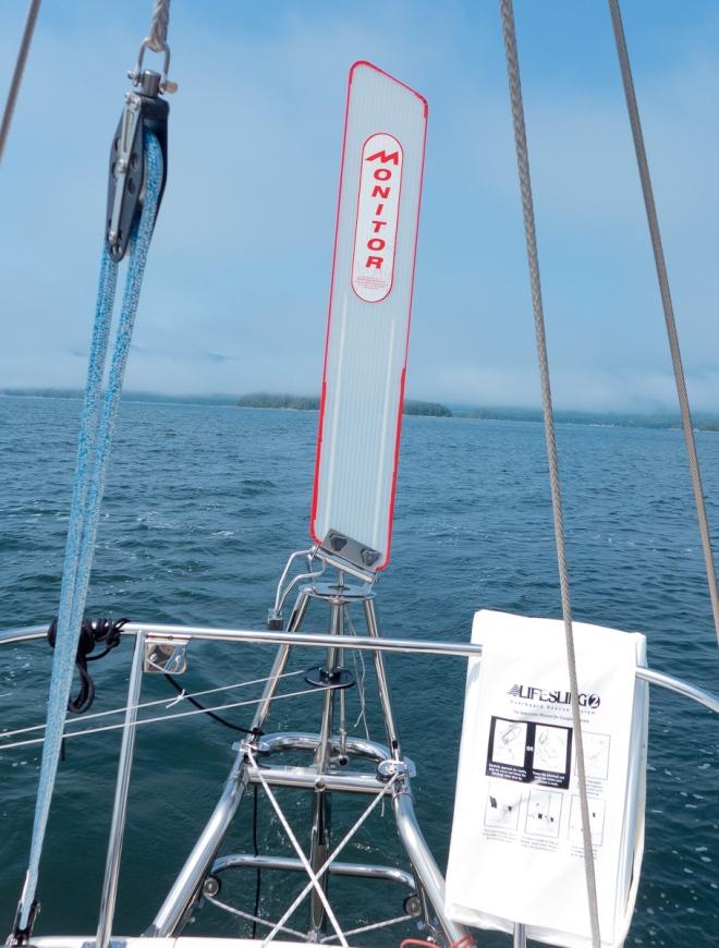 monitor steering