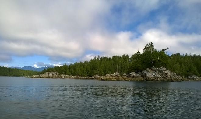 islands and sun