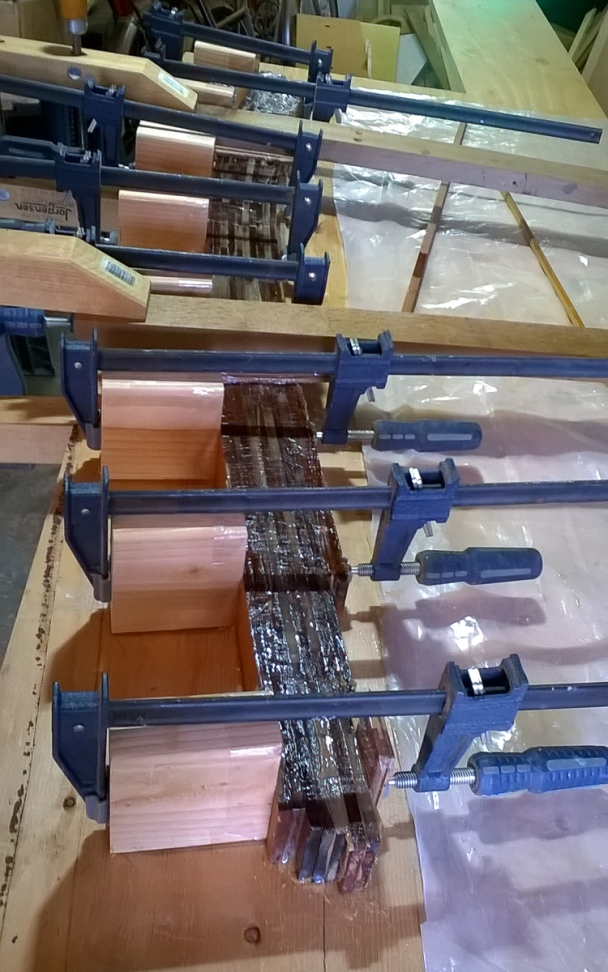 tillerglue up